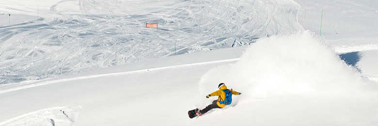 South America ski resorts