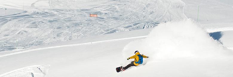 South America ski resorts