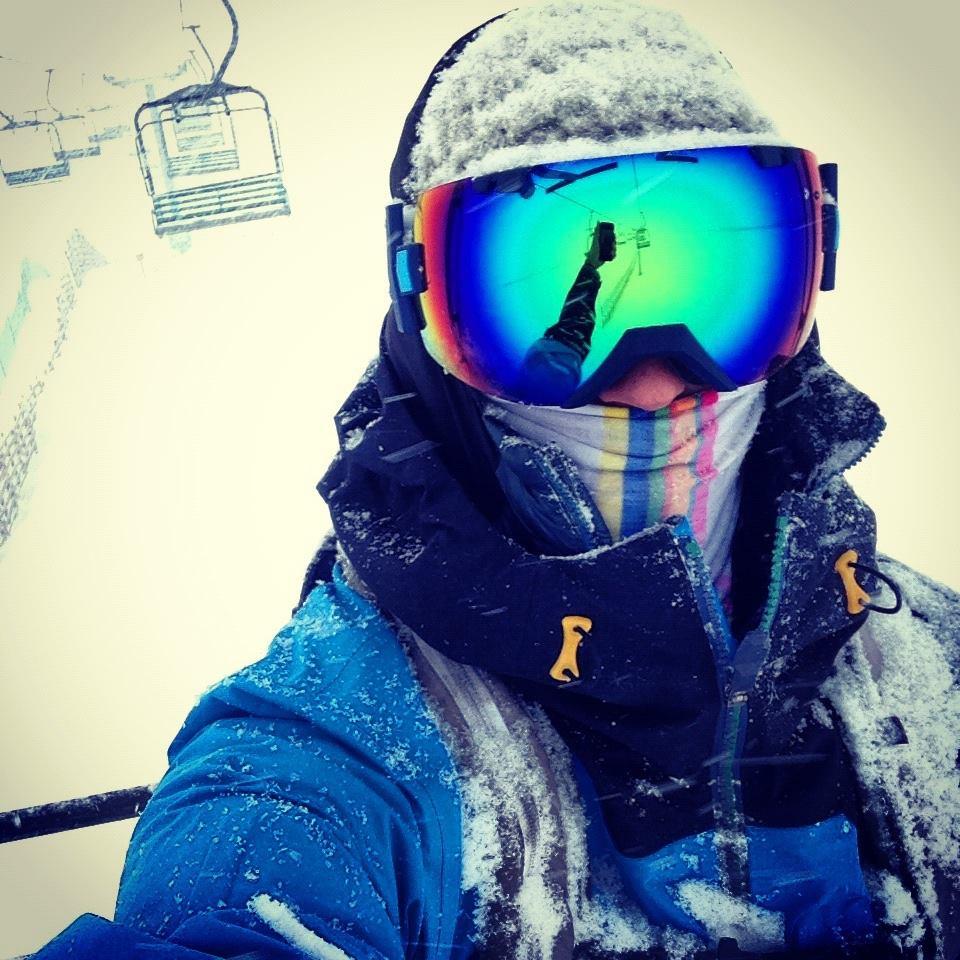 Drew Tabke Selfie