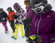 Ingrid Backstrom Checks In About Her PowderQuest Women's Freeride Camp At La Parva