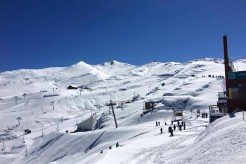 April Snowstorm Photo Updates From the Main South American Ski Destinations