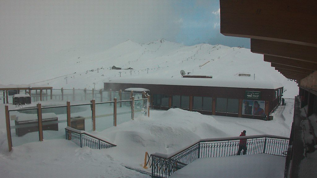 valle nevado 4th of july