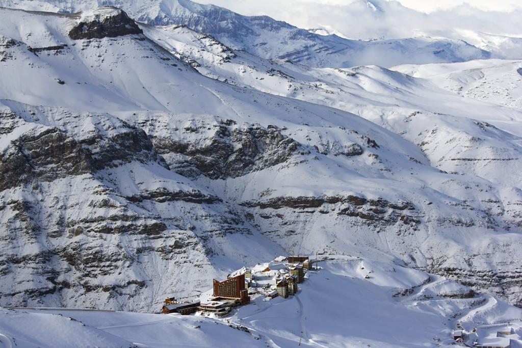 valle nevado deals