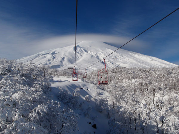 pucon ski resort