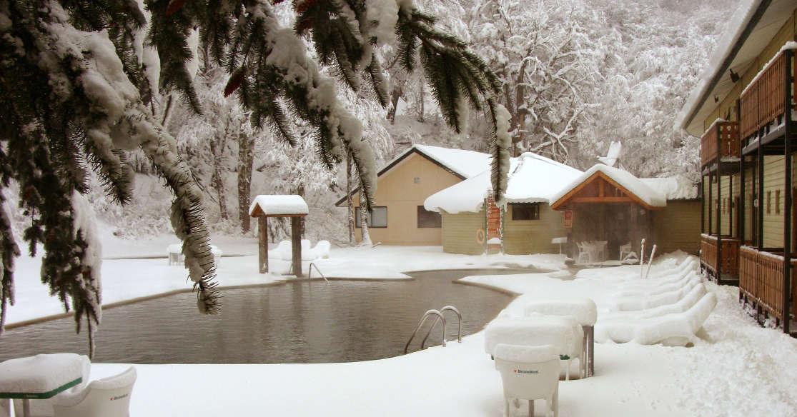 Ski-in, Ski-out Hotel in Chillan