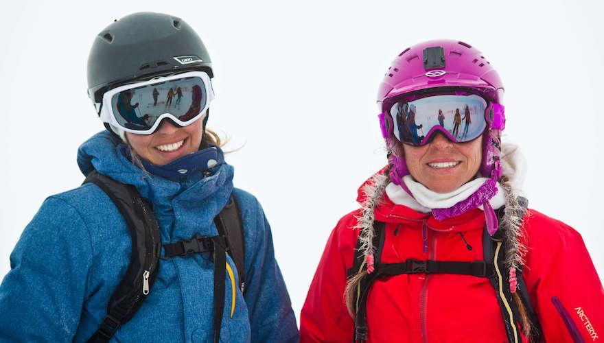 women's ski camps